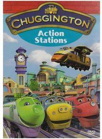 Chuggington - Action Station (DVD)