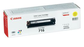 Canon 716 Yellow Toner Cartridge