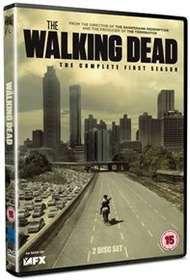 The Walking Dead: Season 1 (DVD)