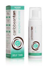 Caribbean Tan Ct-012 Tanning Mousse—Gradual C