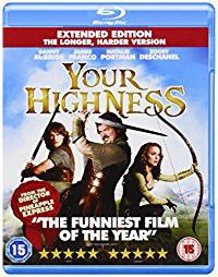 Your Highness (Blu-ray)