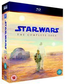 Star Wars: The Complete Saga (Blu-ray)