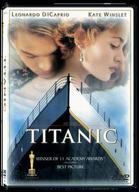 Titanic (1997)(DVD)