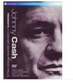 Cash, Johnny - A Concert Behind Prison Walls (DVD)