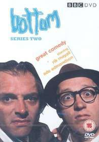 Bottom: The Complete Bottom - Series 2 (DVD)
