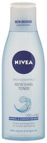 Nivea Visage Refresh Toner 200ml-CJ