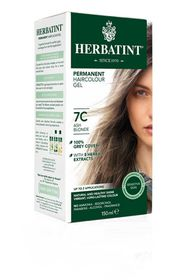 Herbatint  120 ml colour Ash Blonde