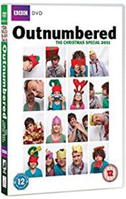 Outnumbered Christmas Special 2011 (Import DVD)