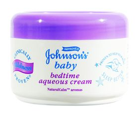 Johnson and Johnson - 250ml Bedtime Aqueous Lotion