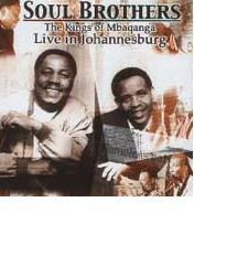 Soul Brothers - Kings Of Mbaqanga - Live In Johannesburg (DVD)