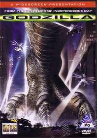 Godzilla [1998] (DVD)