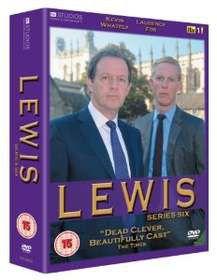 Lewis Series 6 (DVD)