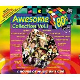 Awesome 80'S Collection Vol.2 (CD)