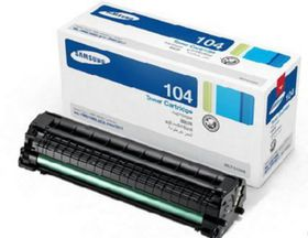 Samsung MLT-D104S Toner Cartridge - Black