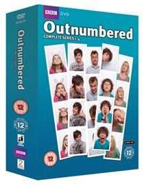 Outnumbered: Series 1-4 (parallel import)