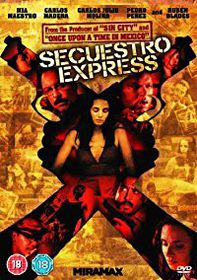 Secuestro Express (DVD)