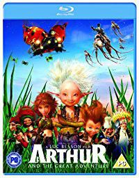 Arthur & The Great Adventure (Blu-ray)