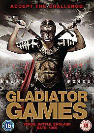 Gladiator Games (DVD)