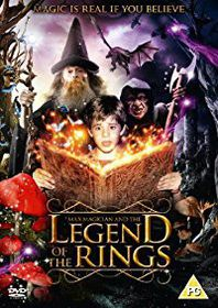 Max Magician and the Legend of the Rings (DVD)
