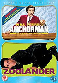 Anchorman / Zoolander (DVD)