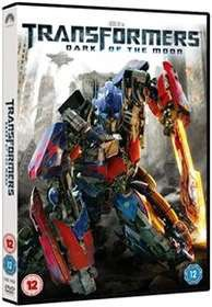 Transformers Dark Of The Moon (DVD)