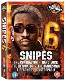 Snipes Collection (Import DVD)