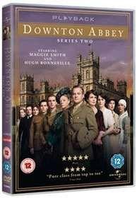 Downton Abbey: Series 2 Box Set (DVD)