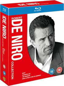 Robert De Niro Collection (Import Blu-ray)