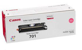 Canon Cartridge 701 Magenta Laser Toner