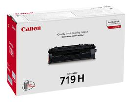 Canon 719H High Yield Black Laser Toner Cartridge