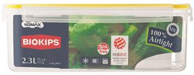 Snappy Food  - 2.3 Litre Rectangular Food Storage Container With Crisper