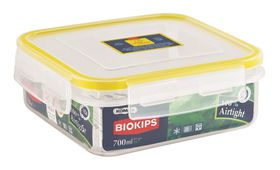 Snappy Food  - 700ml Square Food Storage Container
