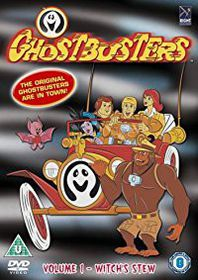 Ghostbusters - Witch's Stew (DVD)