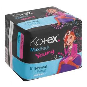 Kotex Coco Young Maxi Normal+ Wings 10 703000