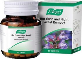 A.Vogel Hot Flush & Night Sweat Tablets 30