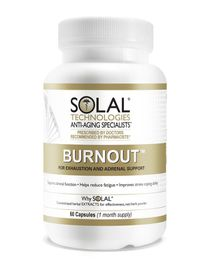Solal Burnout Adrenal Support - 60s