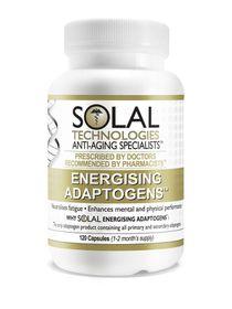 Solal Energising Adaptogens - 120s