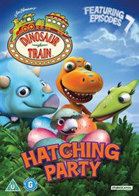 Dinosaur Train: Hatching Party (Import DVD)