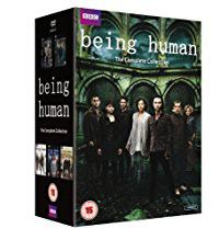Being Human Series 1-5 Boxset (DVD)