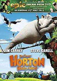 Horton Hears A Who With Epic Activity Bonus Disc (DVD)