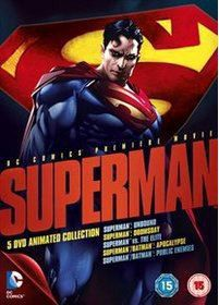 Superman Animated Collection (Import DVD)