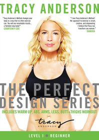 Tracy Anderson Perfect Design Series - Level I (DVD)