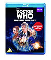 Doctor Who: Spearhead From Space - (Import Blu-ray)