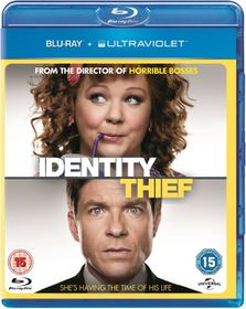 Identity Thief (2013) (Blu-ray)