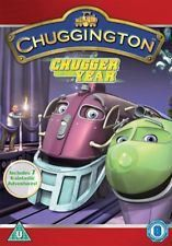 Chuggington: Chugger Of The Year (Import DVD)