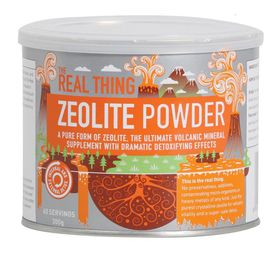 The Real Thing Zeolites Powder - 300g
