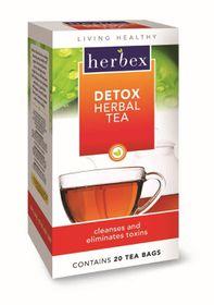 Herbex Slimmers Detox Tea - 20