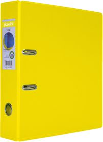 Bantex Lever Arch File A4 70mm - Yellow