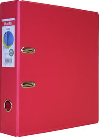 Bantex Lever Arch File A4 70mm - Red