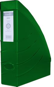 Bantex Optima Magazine A4 70mm Filing Box - Green